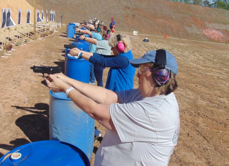 Gals & Guns – Fundamentals Class – Foothills Public Shooting